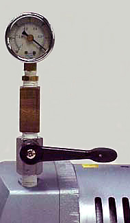 Vacuum Gauge Assembly